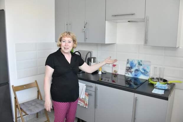 В новостройку на Волгоградском проспекте переехали уже 122 семьи