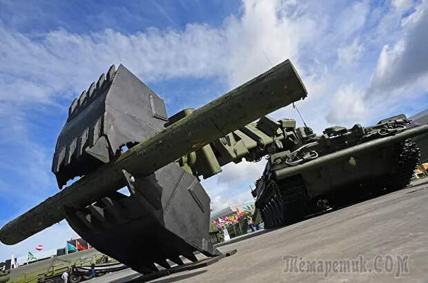 Шары-шпионы и машины-мутанты: самая необычная техника российской армии