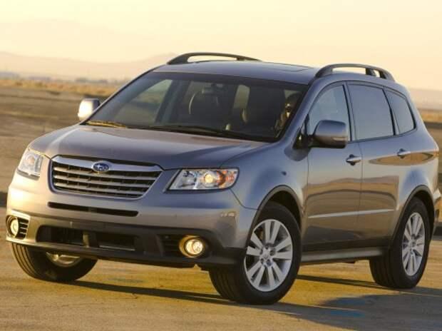 Новый 7-местный кроссовер Subaru может стать большим Outback