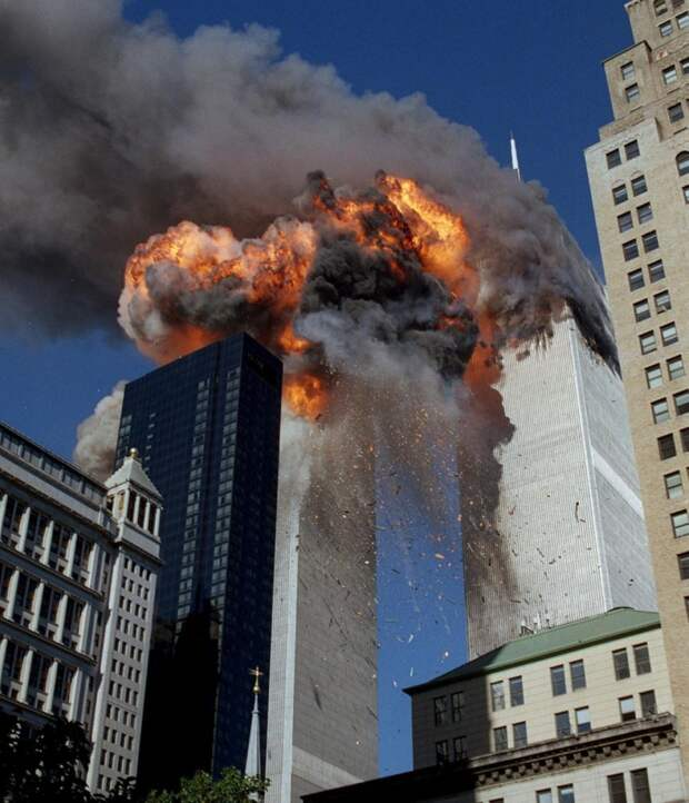 Теракты 11 сентября