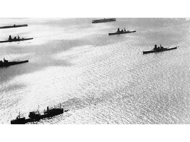 Несостоявшийся поход японцев на Аляску