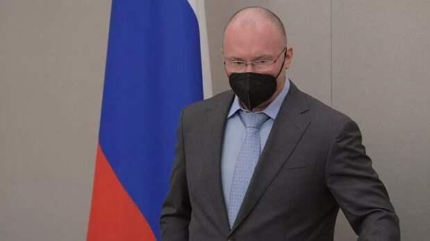 Депутат Лебедев о замене гимна России на ОИ: всё, что не гимн, не подходит