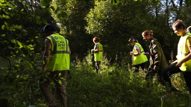 Власти отблагодарят поисковиков, нашедших девочку в лесу в Нижегородской области