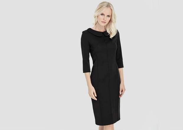 Платье футляр 2020 фото 8