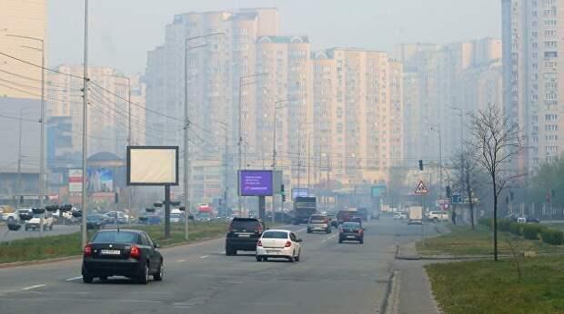 «Тьма киевская»: почему в украинской столице нечем дышать?