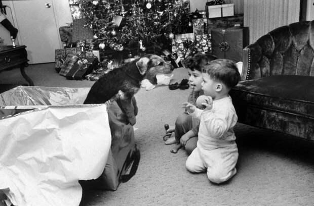 Ретро Рождество