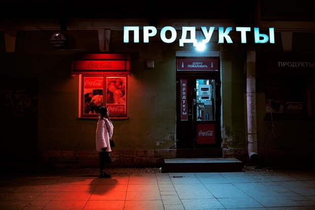 Фэшн-снимки питерского фотографа