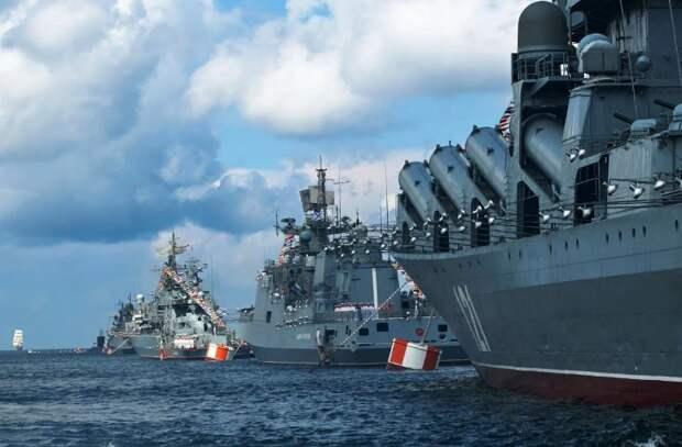 Над понимать, что Россия и ее черноморский флот не позволит никому просто так плавать в Черном море (фото из открытых источников)