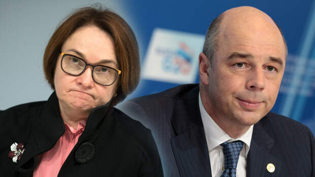 Двое из ларца: Блок Силуанова – Набиуллиной тормозит вложения средств в экономику страны