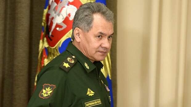 В СБУ заявили о намерении задержать Шойгу из-за неявки в украинский суд по повестке