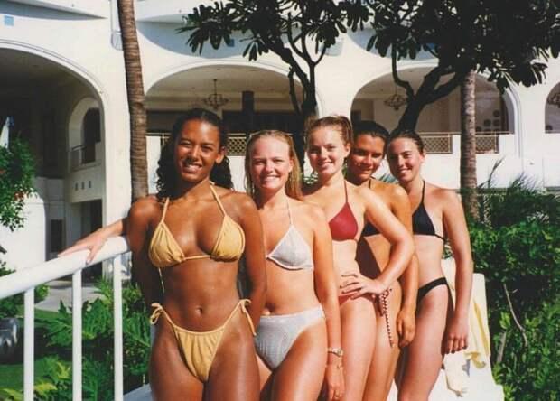 "Группа ""Spice Girls"", 1995 история, ретро, фото, это интересно"