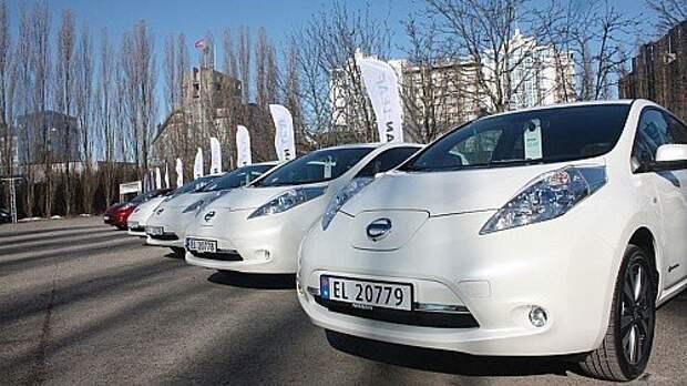 Засилье электромобилей вызвало кризис в Норвегии