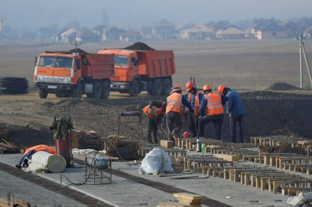 Выполнение поручений Президента РФ: Адыгея дополнительно получит 1,4 млрд рублей на строительство дороги в обход Майкопа