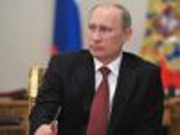 Путин произвел кадровые изменения в силовых структурах
