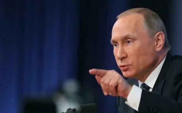 Жирный троллинг: Путин ответил Зеленскому, назвав президентом Украины другого