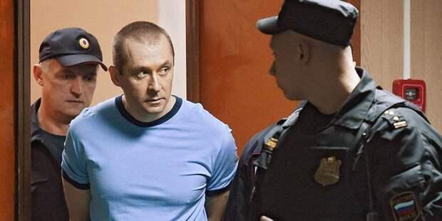 Осужденный Захарченко попал в больницу