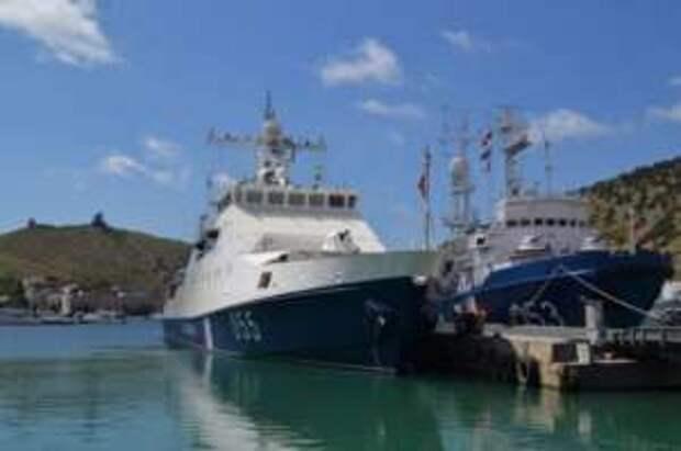 Крым: русские пушки – лучшее средство против плавучего укропа
