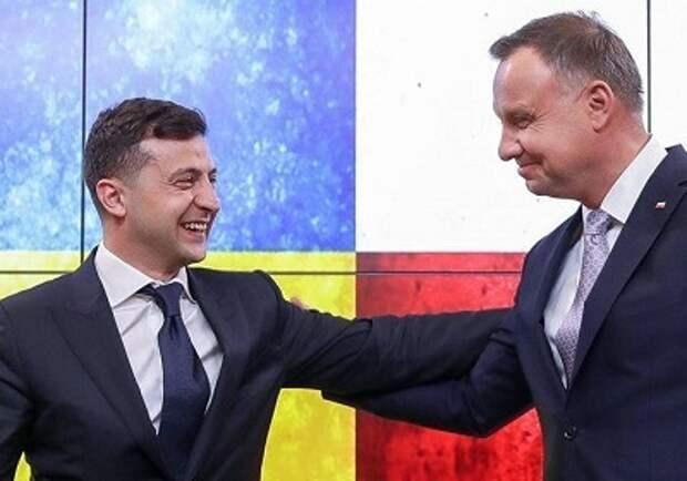 Зеленский обсудил с президентом Польши противодействие «Северному потоку — 2»