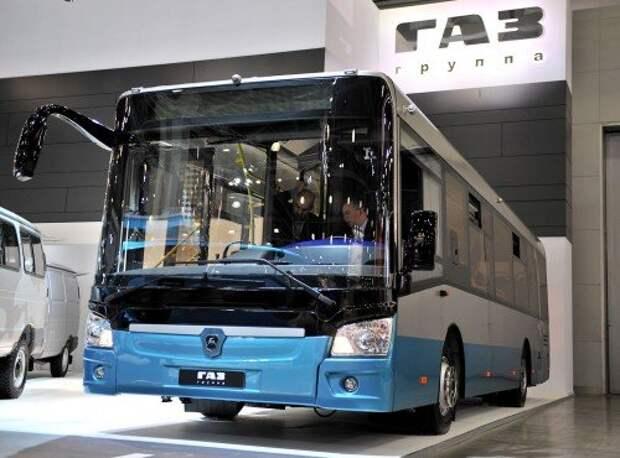 «Группа ГАЗ» представила новые модели коммерческой техники