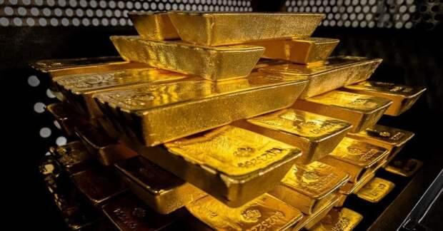 Ряд стран решили забрать свое золото из Штатов