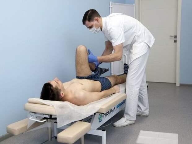 Назван действенный метод реабилитации после эндопротезирования сустава