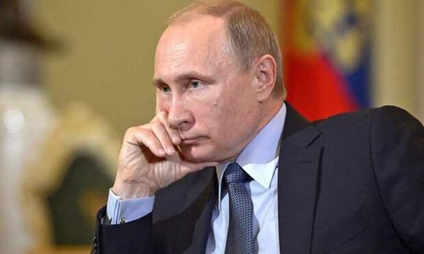 Запад принял решение «убрать» Владимира Путина