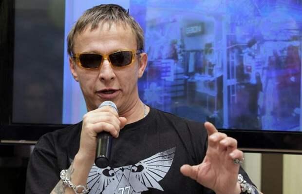 Актер Иван Охлобыстин.