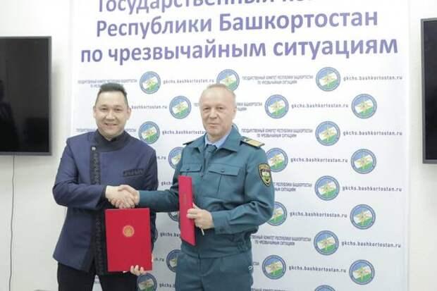 Противопожарная служба РБ и волонтеры подписали соглашение о сотрудничестве