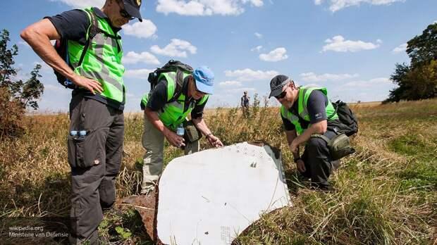 Антипов объяснил, как США и Украина сдали себя в в день трагедии MH17