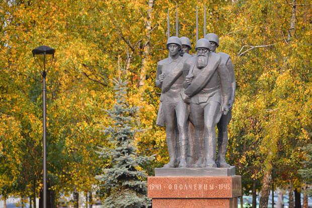 7 московских парков, посвященных победе в Великой Отечественной войне (ФОТО)