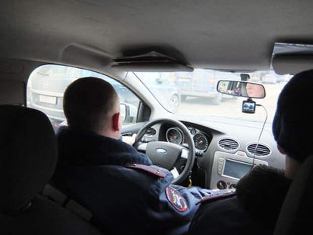 Спецрота МВД будет бороться с криминалом на дорогах