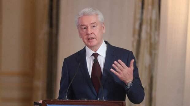 Собянин: Количество мигрантов в Москве снизилось на 40% в 2020 году