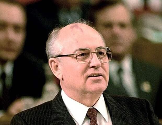 Зачем грузинский вор в законе заказал ликвидацию Горбачева