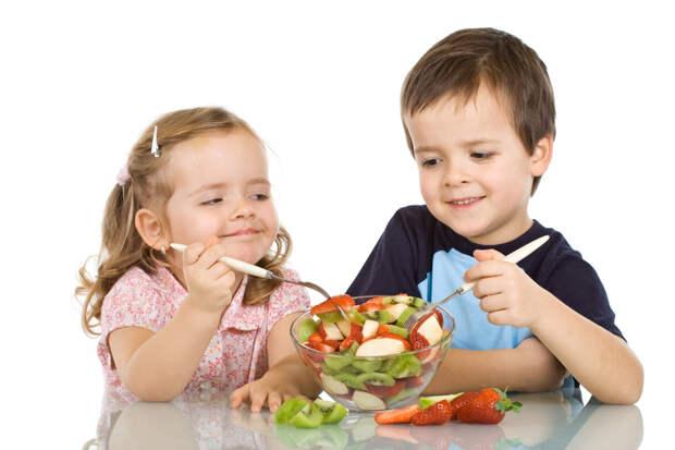 Дети аллергики: безопасные правила питания