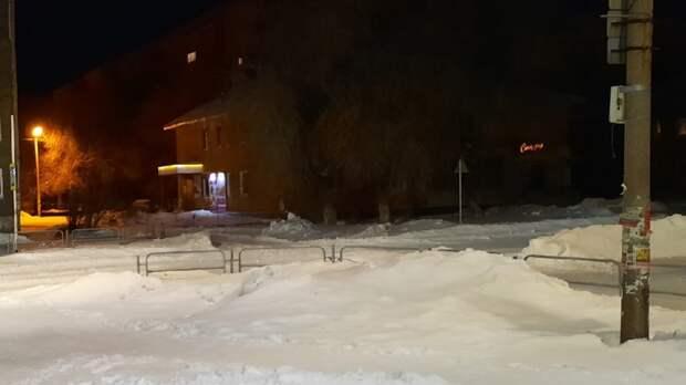 В поселке Малый Кумак Орска заменят около сотни ламп уличного освещения