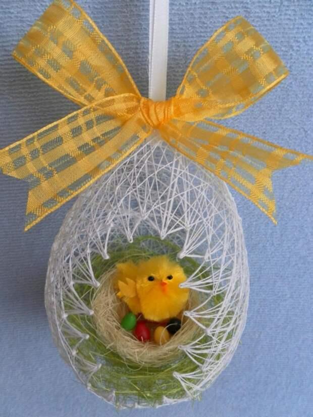 пасхальные яйца из ниток (2) (525x700, 291Kb)