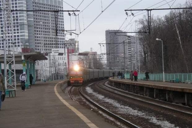 Платформа Гражданская может стать частью Московского центрального диаметра