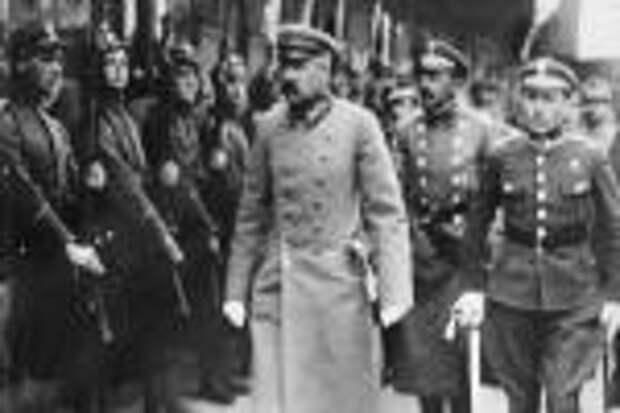 """Как фашисты с поляками """"дружили"""""""
