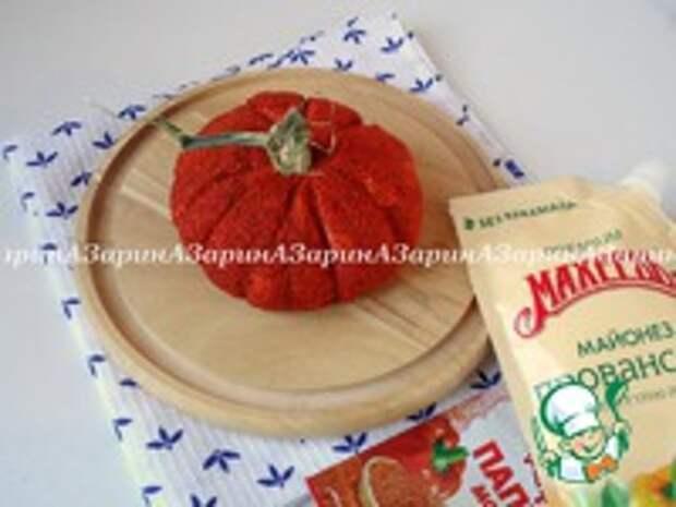 """Закуска """"Рыжая тыква"""" ингредиенты"""