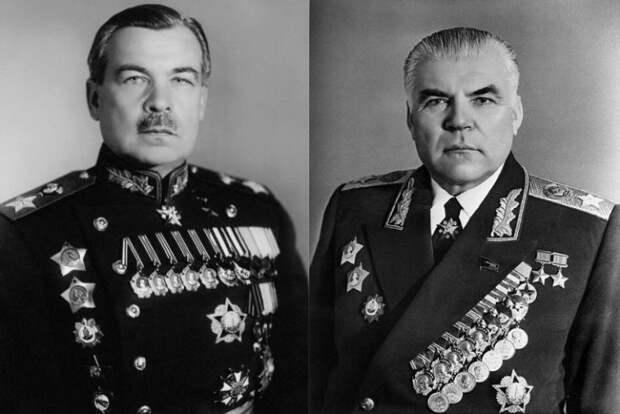 Говоров и Малиновский: белогвардейцы, ставшие сталинскими маршалами