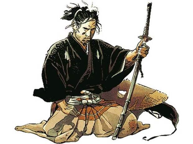Самурай: занимательные истории о великих японских воинах – буси