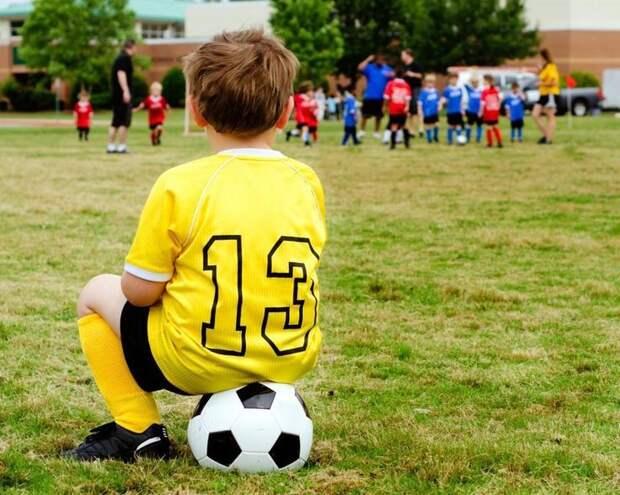 10 причин не забирать ребенка из спорта