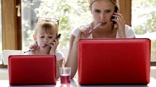 Что выжить, если мама успешная бизнес-вумен