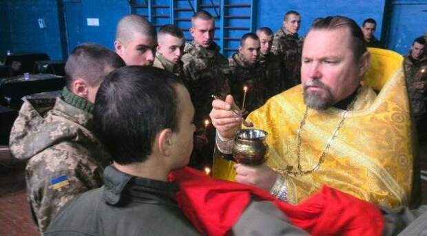 ВНацполиции Украины создают институт капелланов