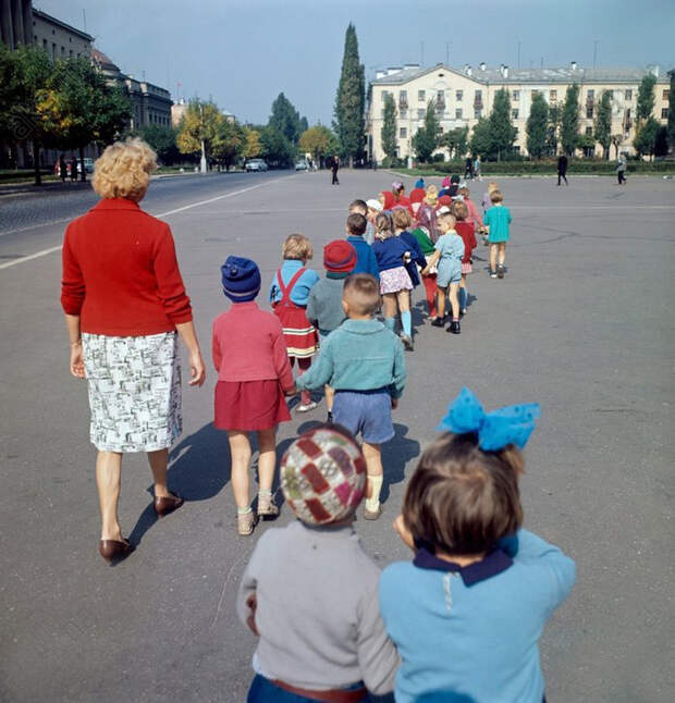 Как развлекались люди в советское время