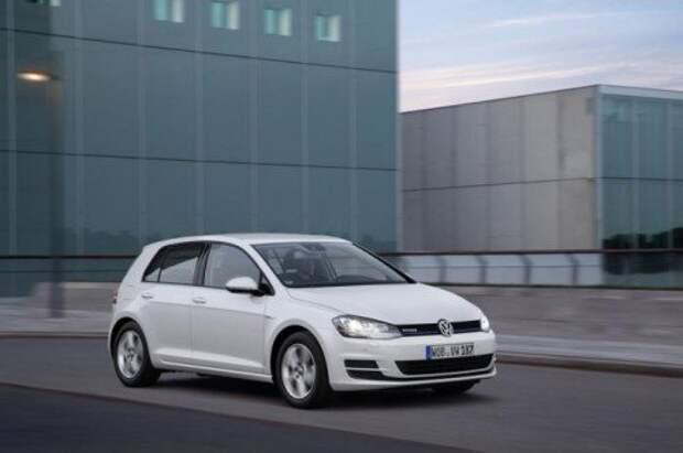 Volkswagen Golf TSI BlueMotionVolkswagen Golf TSI BlueMotion