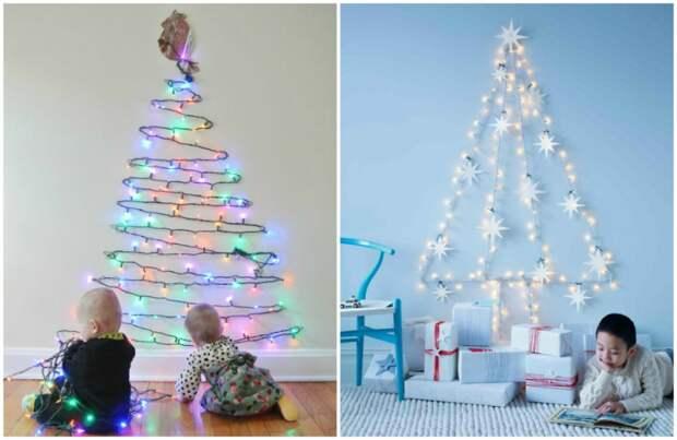 Идеи для нарядной новогодней ёлки