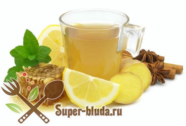 напиток из имбиря для похудения
