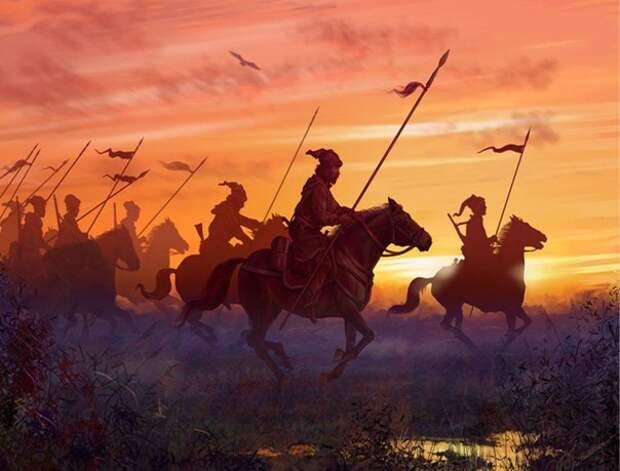 Запорожские казаки и их способы ведения войны и боя