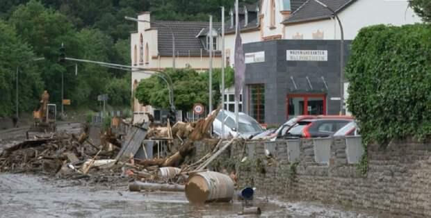 В Бельгии из-за потопа погибли 22 жителя